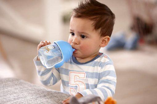 vaso pinguino 12+ azul bebe 3