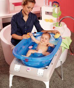 Baño del bebé
